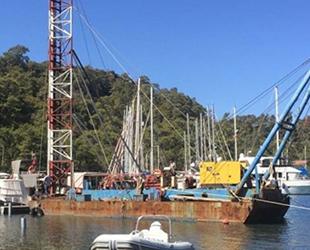 Marmaris'te tekne bağlama iskelesi yat limanına dönüştürülecek