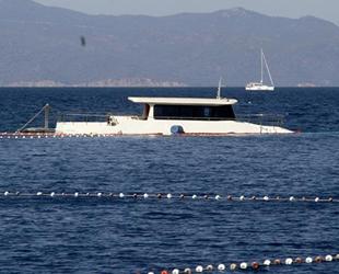 Fethiye'de tekne battı: 3 kişi kurtarıldı