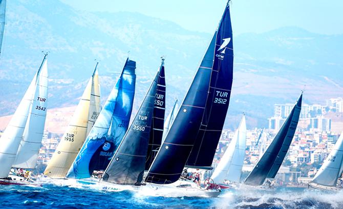 İzmir Arkas Körfez Yarışı için geri sayım başladı