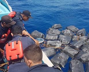 Guatemala'da teknelerde 650 kilogram uyuşturucu ele geçirildi