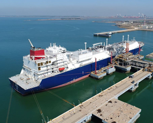 China overtakes Europe in LNG race