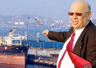 Limanların lojistik altyapı sorunu var