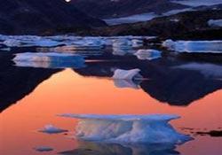 Buzulların yerini çayırlar alıyor