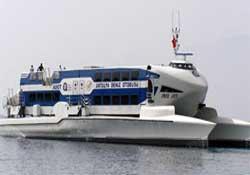 İDO'nun yeni gemileri tanıtıldı