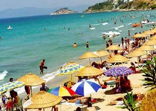 İstanbul'un plajlarına Mavi bayrak geliyor