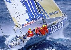 VolvoOcean yarışı devam ediyor