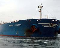 Oturan gemiye operasyon başladı