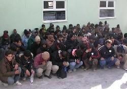 Mersin'de kaçak operasyonu