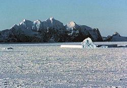 Bir milyon yıllık buz bulundu