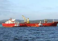 Çanakkale'de gemi seferberliği
