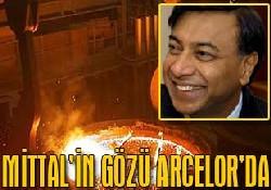 Mittal Arcelor'u almak istiyor