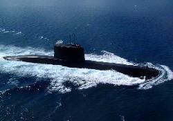 Nükleer denizaltı karaya oturdu
