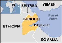 Cibuti açıklarında tekne battı 23 ölü