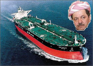 Mesut Barzani deniz filosu kuruyor
