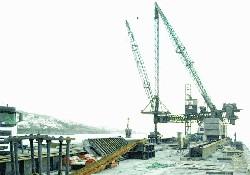 Güllük Limanı Nisan'da hazır