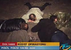 İstanbul'da rüşvet operasyonu!