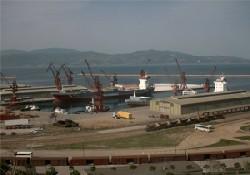 Bandırma limanında rekor ihracat