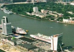 Rotterdam birinciliği Şanghay'a kaptırdı