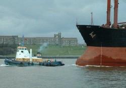 Çanakkale'de gemi arızası