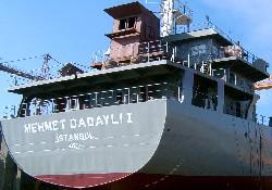 Mehmet Dadaylı-1 denizle buluşuyor