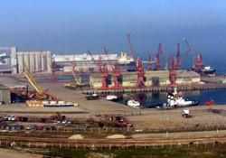 Bandırma Limanı derinleştiriliyor