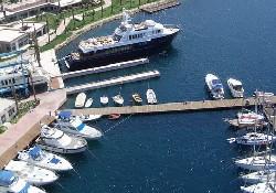 Bodrum Limanı atık pis su ile doldu