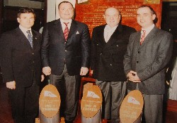 2005 yat trofe ödülleri dağıtıldı