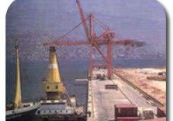 İzmir limanına 2 vinç geliyor