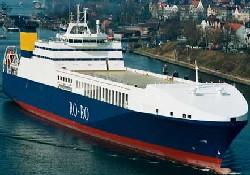 Bodur'lar Ro-Ro gemisi aldı