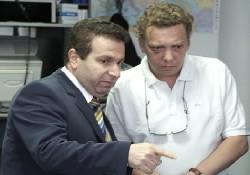 İgor Ponomarev VTS'i ziyaret etti