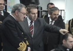 Portekiz'li Komutan KEGKİ'de