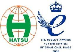 Hatsu Uluslararası Ticaret Ödülünü aldı