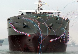 Naftocement-11 denize indirildi
