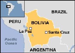 Bolivya'da petrol şirketleri millileşti