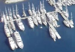 Sığacık Yat Limanı Kolin İnşaat'ın