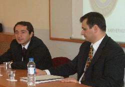 Yavuz Kalkavan İTÜ kariyer günlerinde