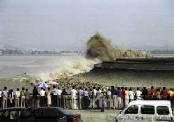 Pasifik'i yine tsunami vurdu