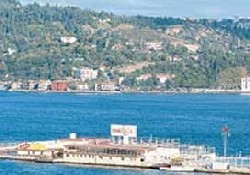 Galatasaray adası Reina'ya kiralandı