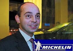 Lastik patronu Michelin boğuldu