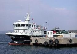 Ege Denizi'nde tekne battı