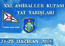 21. Amiraller Kupası Yat Yarışları