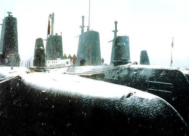 Denizaltı projesinde ilk aşama geçildi
