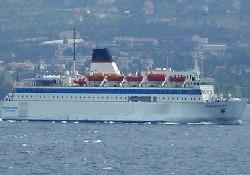 İskenderun gemisi Lübnan'a gidiyor