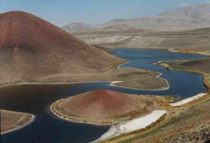 Konya Meke Gölü alarm veriyor