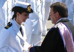 Denizcilik Fakültesi Mezuniyet Töreni