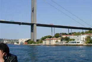 Boğaziçi Köprüsü'nde onarım