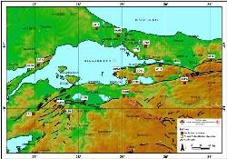 Marmara'ya 3. Boğaz Projesi