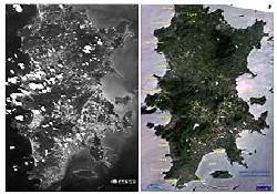 Phuket Adası 15 santim kaydı