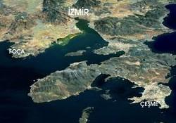 İzmir Körfezi'ni dereler kirletiyor
