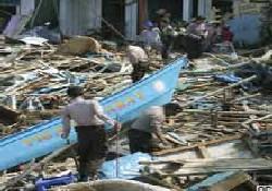 Endonezya'da ölü sayısı 525'e çıktı
